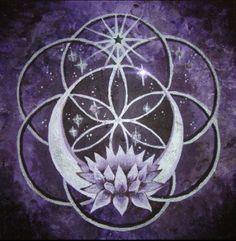 Best Tattoo Geometric Mandala Flower Of Life Sacred Geometry 70 Ideas Geometry Art, Sacred Geometry, Geometry Tattoo, Seed Of Life, Lotus Tattoo, Tattoo Moon, Sacred Art, Sacred Lotus, Mandala Art