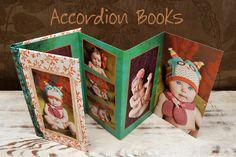 millers accordion book