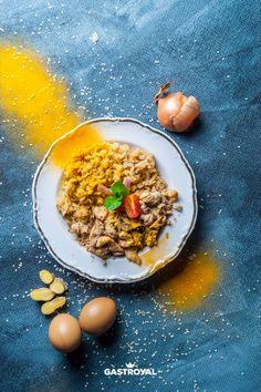 Szezámos, mézes csirkemellfalatok, sült tojásos jázminrizs #food #fooddelivery #gastroyal #chickenbreast