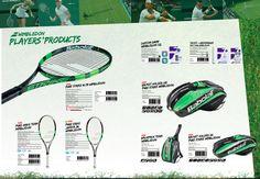 Les nouvelles gammes Babolat Wimbledon 2015. Disponible dès le mois d'avril 2015. ©Babolat