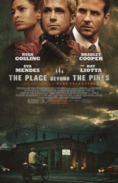 A Place Beyond the Pines. O filme já inicia com um plano sequência fodástico, são muitos inclusive. Direção, roteiro e atuações incríveis. Trilha sonora de Mike Patton. Um filmaço.