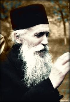 """It is of great significance if there is a person who truly prays in a family. Prayer attracts God's Grace and all the members of the family feel it, even those whose hearts have grown cold. Pray always."" ~ Elder Thaddeus of Vitovnica, Serbia"