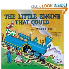 The Little Engine That Could Ser.: La Pequena Locomotora Que Si Pudo by Doris Hauman and Watty Piper (Picture Book) for sale online Little Engine That Could, Up Book, Book Nerd, Children's Literature, Great Books, Book Format, Books Online, Online Stories, Childhood Memories