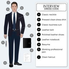 Professional interview attire for men interview dress attire what to wear to a job interview ccuart Choice Image