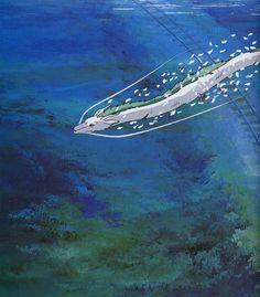 Miyazaki - Le voyage de Chihiro