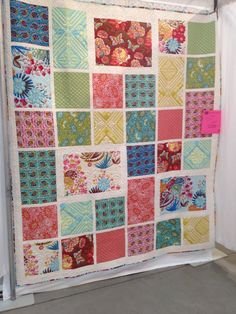 WA state quilt show, very pretty.