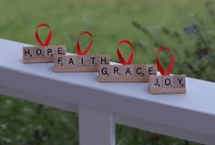 10 Scrabble Tiles of Your Choice for Crafts by Kokobellies on Etsy, $1.49