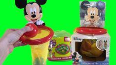 Disney Mickey Mouse Bath Basketball Hoop Learn Colors