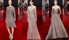 Elie Saab 2013 2014 fall winter red carpet celebrity looks dresses gowns collection