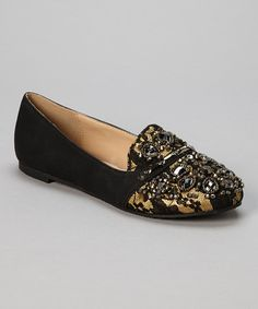 Black Jeweled Monga Loafer 17.99 Grounded and gorgeous, these loafers  flourish with functional fashion fit