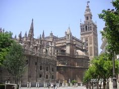 Seville Cathedral - third largest in the world