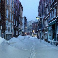 Photos of Winter Storm Nemo: See Images of Nemo Hitting Boston Boston North End, In Boston, Boston Winter, Greater Boston, Winter Storm, Winter Time, Historic New England, Boston Travel, Places