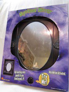 view item mystical mirror halloween prop by gemmy motion sensor nip