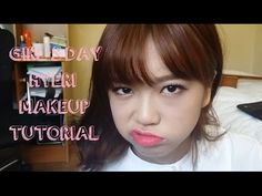 YouTuber shows netizens how she transforms into Girl's Day's Hyeri