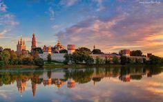 Smoleńsk, Cerkiew, Rzeka