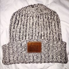 253e7453f9f2f Love Your Melon Beanie Never been worn! Ordered two by accident and took  off the