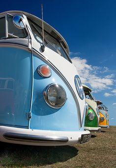 VW Busses