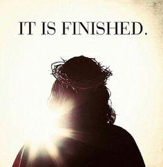 HAPPY RESURRECTION SUNDAY! John 19:30 - He spoke THE FINAL WORD: