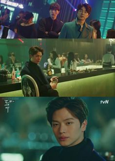 Who else swooned over Deok Hwa in this scene?