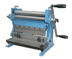 Combination Shear, Sheet Metal Brake and Slip Roll | Baileigh Industrial