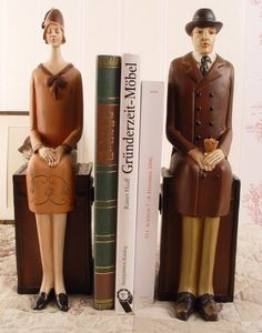 Cute Bookends