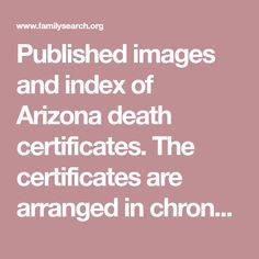7 Best Arizona Genealogy Events images in 2017 | Family