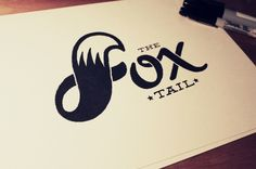 fox's tail logo - Google Search