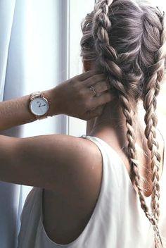 Festival vibes - Coachella bohemian hair style in braids <3 | www.Avon.com.au | www.Avon.co.nz | AvonAUSNZ / Fashion / Style / hair / hairstyle / trends / beauty