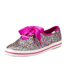 Keds glitter sneaker, multi, Multi Colors - kate spade new york
