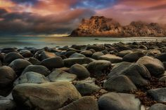 The rocky beach by Yiannis Pavlis on 500px