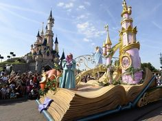 38 Facts You May Not Have Known About Disneyland Paris