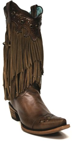 - Fringe boots are the MUST HAVE boots of the season!!!