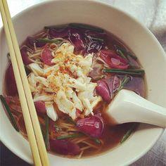 Chilled Crab With Old Bay Seasoning. David Chang, Old Bay Seasoning, Momofuku, Comfort Foods, Ramen, Soups, Facebook, Ethnic Recipes, Photos