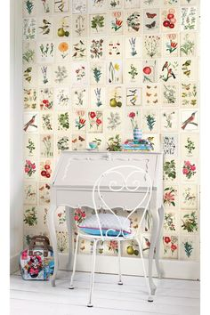 Picture of Botanical Paper wallpower