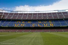 FC Barcelona Football Stadium - Everything Barcelona (http://www.everythingbarcelona.net/en/sightseeing/football-stadium-of-the-fc-barcelona/)