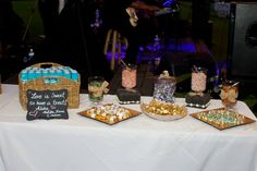 """Wedding favors - personalized boxes for candy """"love is sweet so have a treat"""""""