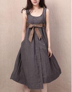 KL097D Burn/Women Clothing Plus Size Petite por KelansArtCouture