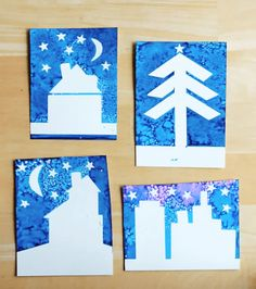 Winter Art Projects, Christmas Craft Projects, Projects For Kids, Grade 1 Art, Snowflake Garland, Ice Sculptures, Crayon Art, Art Activities, Art Music