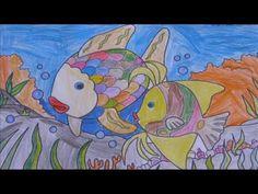 EL PEZ ARCO IRIS. Contado y dibujado por alumnos de primaria