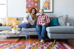 House Tour: A Quirky, Memento-Filled DC Home | Apartment Therapy