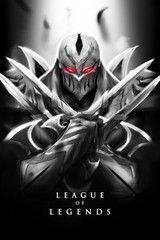 Zed -  League of Legends - Poster - 20 x 30 Inch