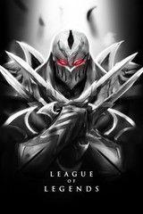 Zed -  League of Legends - Poster - 20 x 30 Inch