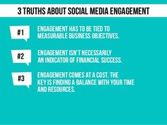 The benefits of social media engagement are extensive, from customers satisfaction to building loyal community of consumers, companies are now targeting on user interaction since the audience are the major players in creating brand buzz. Content Marketing, Online Marketing, Social Media Marketing, Digital Marketing, Social Media Analysis, Social Media Tips, Social Media Engagement, Human Connection, Financial Success