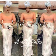 BellaNaija Weddings presents #AsoEbiBella – Vol. 147 – The Latest Aso Ebi Styles