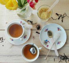Een bijzonder kopje thee!