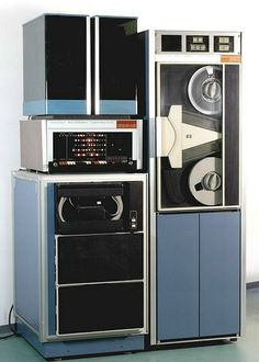 PDP 8 Classic.