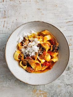 A quick and easy pasta recipe you and the family will love year round.