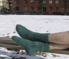 One Color, Colour, Yarn Colors, Leg Warmers, High Socks, Knitting, Pattern, Men, Clothes