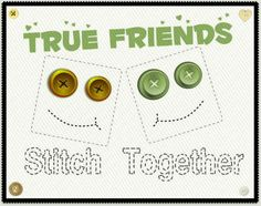 ♥ Crafting with My Friends ♥ #PinPals #Friends #Crafting #Sewing