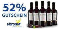 Premium Rotwein bei ebrosia mit 52% Rabatt günstiger bestellen